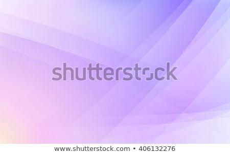 Curva elemento roxo estoque vetor abstrato Foto stock © punsayaporn