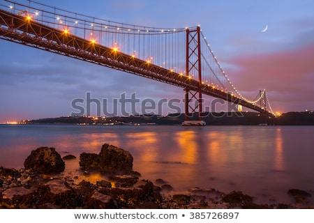 ポルトガル · 24 · 2016 · パノラマ · 有名な · 橋 - ストックフォト © joyr