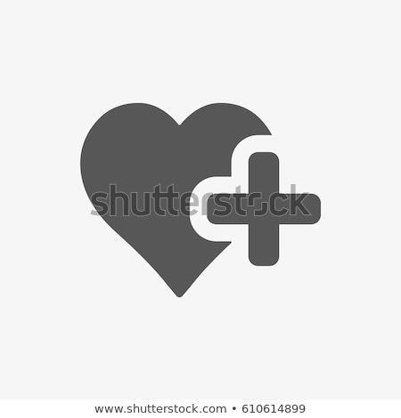 Colorful health care icons stock photo © Tefi