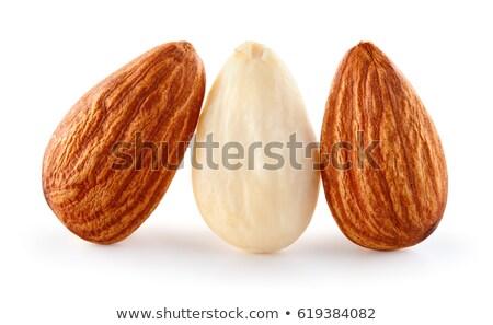 Peeled almonds Stock photo © magraphics