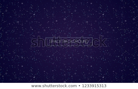 Banners on outer space backgound Stock photo © Sonya_illustrations