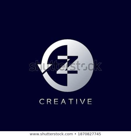 Stok fotoğraf: Soyut · teknoloji · iş · daire · logo