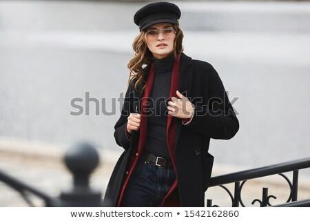 модный · женщину · торговых · изображение - Сток-фото © neonshot
