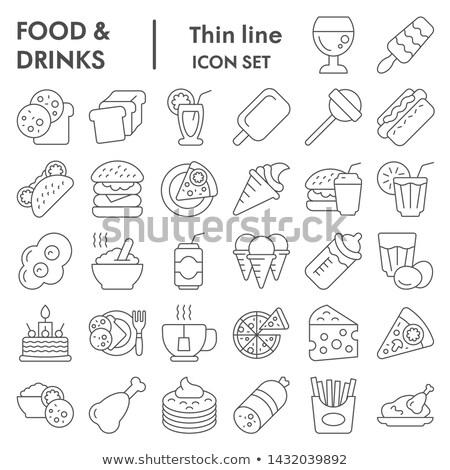 melk · karton · pakket · vector · witte · branding - stockfoto © robuart