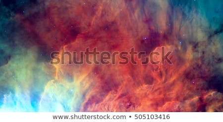 Lagoon Nebula, Messier 8 in the constellation Sagittarius. Stock photo © NASA_images