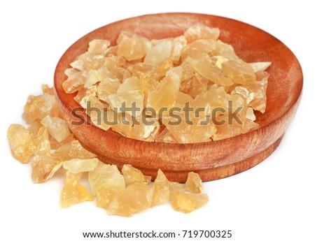 Frankincense dhoop Stock photo © bdspn