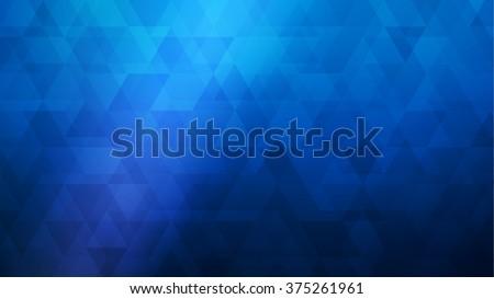 синий треугольник Поп-арт ретро Vintage Сток-фото © studiostoks