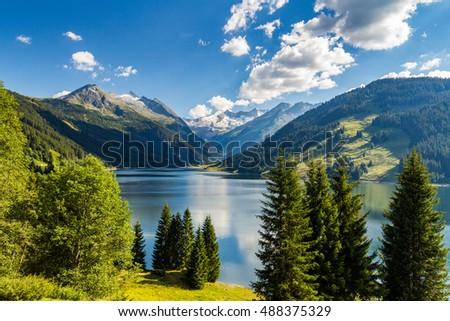 Alps in Austria Stock photo © manfredxy