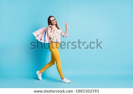 женщину сумку портрет молодые Сток-фото © imagedb