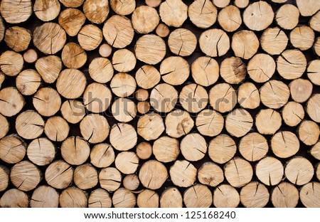 vág · tűzifa · boglya · minta · természet · otthon - stock fotó © galitskaya