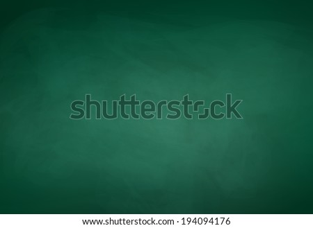 back to school vector white illustration on a green chalkboard stock photo © orson
