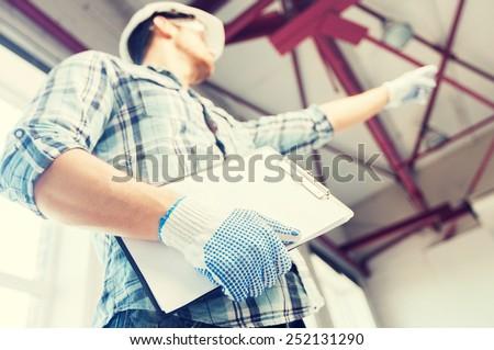técnico · desenhos · azul · construção · projeto · tecnologia - foto stock © feverpitch