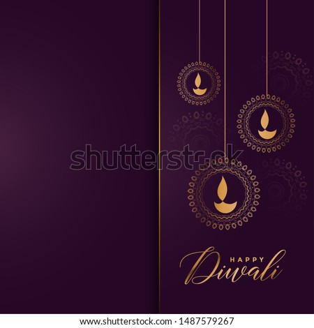 happy diwali banner design for festival season Stock photo © SArts