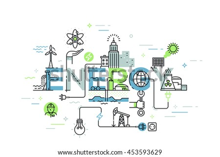solar and power, Electricity tower, Electricity transportation