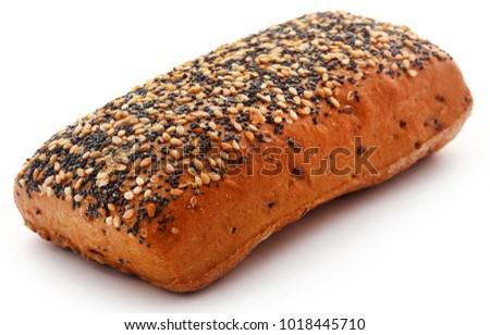 tatlı · haşhaş · tohumları · iki · plaka · kahvaltı - stok fotoğraf © vlad_star