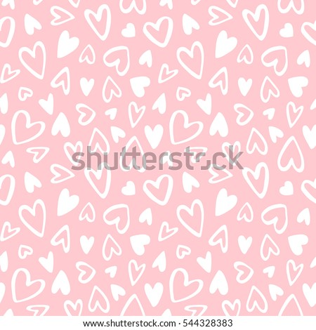 vector flat icons design about happy valentines day in various colors stock photo © thanawong