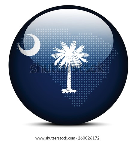 Térkép pont minta zászló gomb USA Stock fotó © Istanbul2009