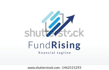 Business finanziare logo ufficio design società Foto d'archivio © Ggs