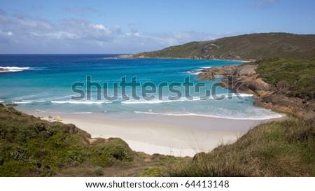 Lowlands Beach Stock photo © zambezi