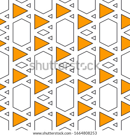 Hollow geometric figures and elements with lines polyhedrons, tr Stock photo © Vanzyst