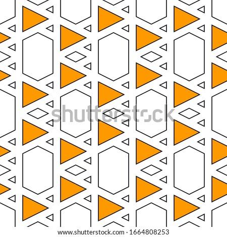 полый геометрический Элементы линия рисунок геометрия Сток-фото © Vanzyst