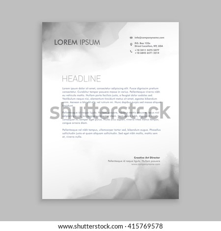 yaratıcı · mürekkep · şablon · vektör - stok fotoğraf © SArts