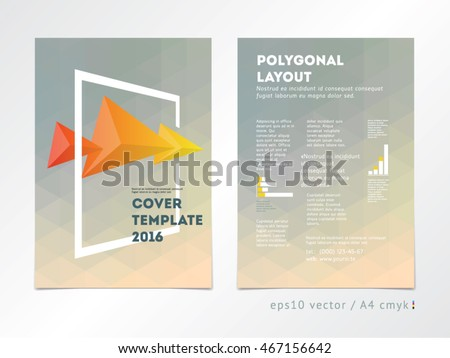 Think outside the box concept with frame and arrow. vector illustration isolated on white background stock photo © kyryloff