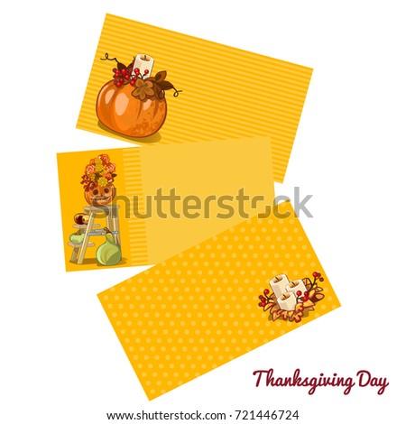 sarı · dekoratif · düşmek · kart · şablon - stok fotoğraf © lady-luck