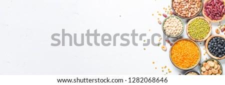 sementes · tabela · topo - foto stock © lightkeeper