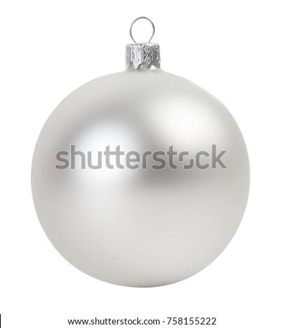 Рождества декоративный серебро строку Сток-фото © cidepix