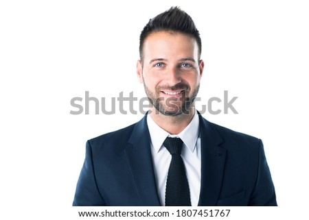 jeunes · affaires · portable · carte · de · crédit · ordinateur · internet - photo stock © deandrobot