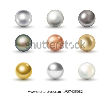 球 セット ベクトル オーブ ストックフォト © pikepicture
