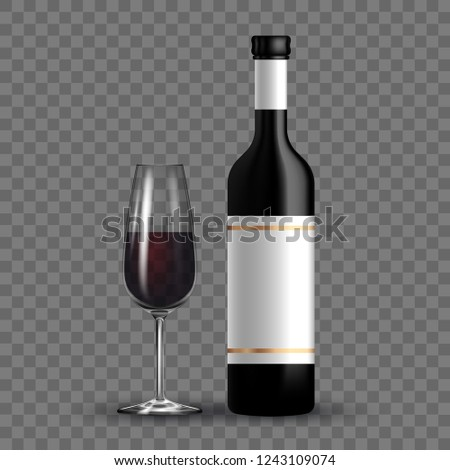 verres · vin · rouge · vieux · baril · nature - photo stock © denismart