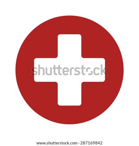 скорой · красный · вектора · икона · кнопки · интернет - Сток-фото © kyryloff