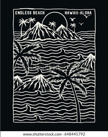 verano · ola · diseño · de · logotipo · elemento · playa · agua - foto stock © jeksongraphics