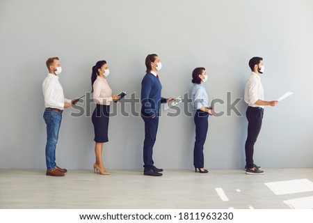 állásinterjú találkozó jelölt üzlet üzletember magyaráz Stock fotó © snowing