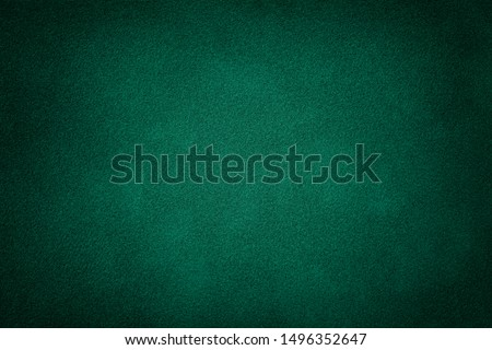 Abstract emerald fabric background, velvet textile material for  Stock photo © Anneleven