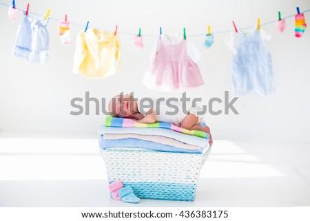 ребенка чистой высушите Сток-фото © galitskaya