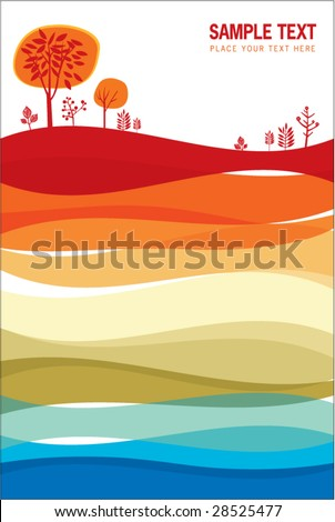 Spring leafs abstract background with place for your text. Ecolo Stock photo © HASLOO