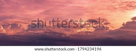 Cloudscape Stock photo © bbbar