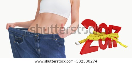 Kadın eski pantolon Stok fotoğraf © wavebreak_media
