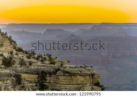 каньон · узкий · реке - Сток-фото © meinzahn
