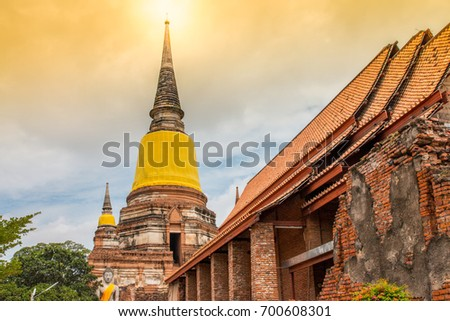 Stok fotoğraf: Buda · tapınak · Bangkok · Tayland · seyahat · taş