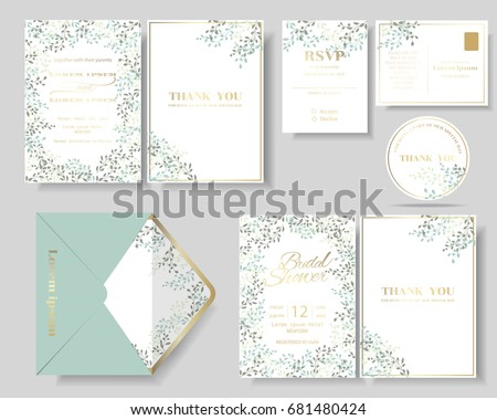 beautiful white flowers and leave background for wedding scene stock photo © art9858