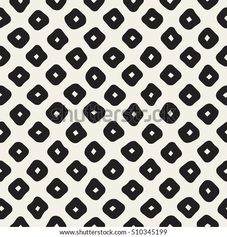 Vetor sem costura preto e branco ondulado diagonal Foto stock © CreatorsClub