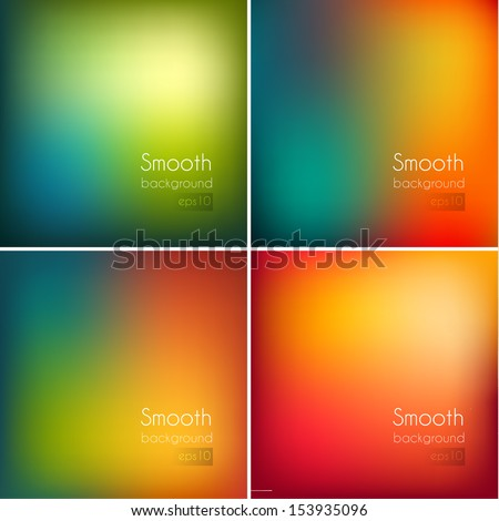 brillante · colorido · borroso · naturales · vector · eps10 - foto stock © essl