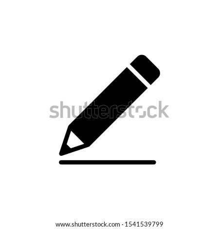 Bleistift · Stifte · Illustration · Ball · Stift · Füller - stock foto © ivandubovik