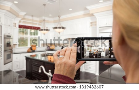 Femme photos coutume cuisine Photo stock © feverpitch