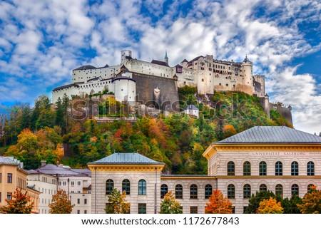 Avusturya Avrupa ev Bina yaz Stok fotoğraf © Spectral