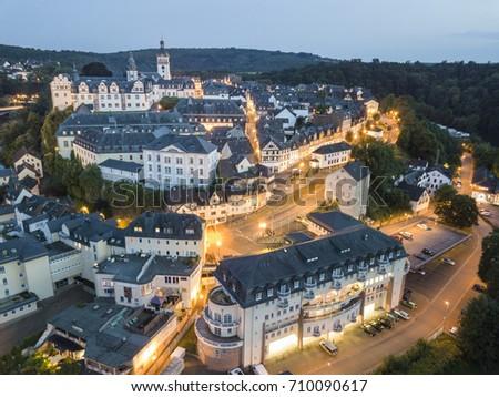 Weilburg castle, Germany Stock photo © borisb17